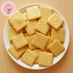 Como hacer galletas de mantequilla
