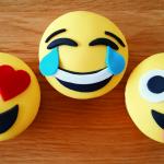 Cupcakes de Emoji